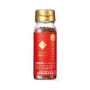 丸秀醤油 ミソフル(粗挽) 50g