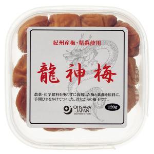 オーサワジャパン 龍神梅 120g(カップ)の関連商品1