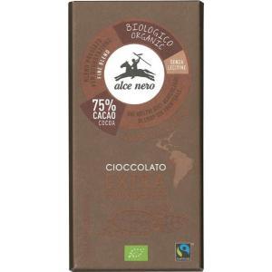 ALCE NERO(アルチェネロ) 有機ダークチョコレート 100g