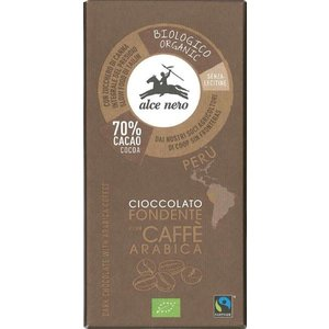 アルチェネロ(ALCE NERO) 有機ダークチョコレート・コーヒー 50g