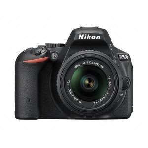 Nikon D5500 18-55mm VR II レンズキット ブラック ◆業界最長1年間の中古保...