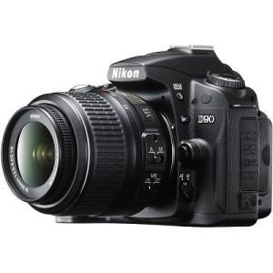 中古 1年保証 美品 Nikon D90 AF-S DX 18-55mm VR レンズキット