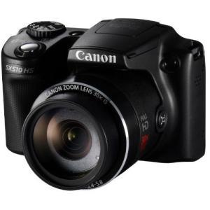 中古 1年保証 美品 Canon PowerShot SX510 HS 広角24mm 光学30倍ズーム