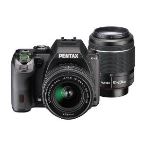 PENTAX K-S2 ダブルズームキット ブラック ◆業界最長1年間の中古保証付き!全品送料無料!...
