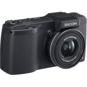 中古 1年保証 美品 RICOH デジタルカメラ GX200 ボディ
