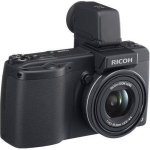中古 1年保証 美品 RICOH デジタルカメラ GX200 VFキット