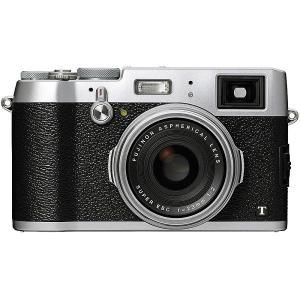 中古 1年保証 美品 FUJIFILM デジタルカメラ X100T シルバー