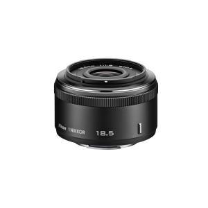 中古 1年保証 美品 Nikon 1 18.5mm F1.8 ブラック
