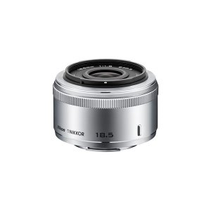 中古 1年保証 美品 Nikon 1 18.5mm F1.8 シルバー