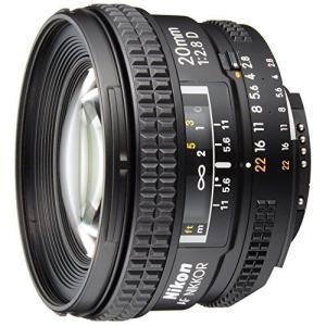 中古 1年保証 美品 Nikon 単焦点レンズ Ai AF 20mm F2.8D