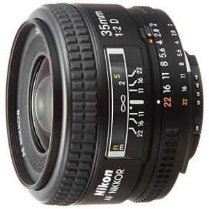 中古 1年保証 美品 Nikon 単焦点レンズ Ai AF 35mm F2D