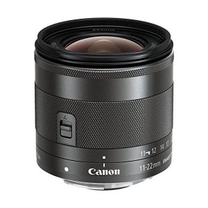 Canon EF-M 11-22mm F4-5.6 IS STM ◆業界最長1年間の中古保証付き!全...