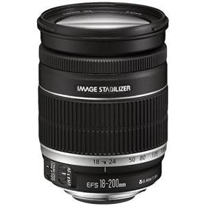 中古 1年保証 美品 Canon 望遠ズームレンズ EF-S 18-200mm F3.5-5.6 IS