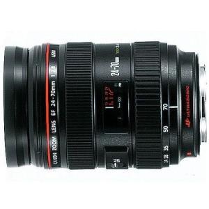 中古 1年保証 美品 Canon 標準ズームレンズ EF 24-70mm F2.8L USM