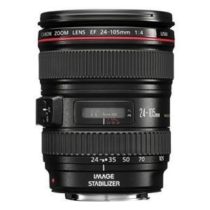 中古 1年保証 美品 Canon 標準ズームレンズ EF 24-105mm F4L IS USM