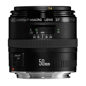 Canon EF 50mm F2.5 マクロ ◆業界最長1年間の中古保証付き!全品送料無料!代引手数...