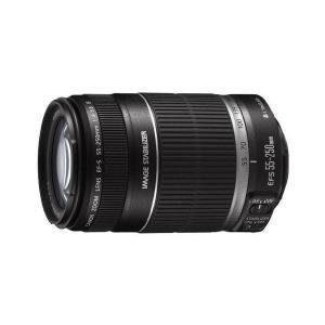 中古 1年保証 美品 Canon 望遠レンズ EF-S 55-250mm F4-5.6 IS