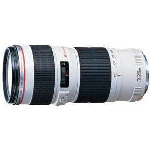 中古 1年保証 美品 Canon 望遠ズームレンズ EF 70-200mm F4.0L USM