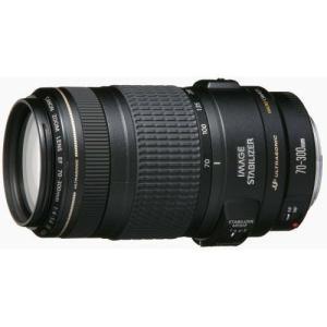 中古 1年保証 美品 Canon 望遠ズームレンズ EF 70-300mm F4-5.6 IS USM