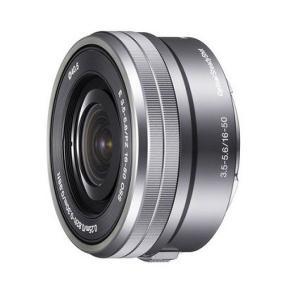 SONY E PZ 16-50mm F3.5-5.6 OSS SELP1650 シルバー ◆業界最長...