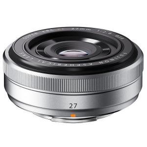 中古 1年保証 美品 FUJIFILM XF 27mm F2.8 シルバー