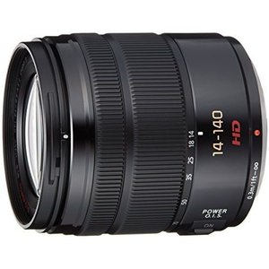 Panasonic LUMIX G VARIO 14-140mm F3.5-5.6 ブラック H-F...