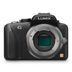中古 1年保証 良品 Panasonic LUMIX G3 ボディ ブラック