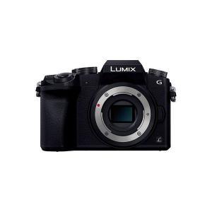 Panasonic LUMIX G7 ボディ ブラック ◆業界最長1年間の中古保証付き!全品送料無料...