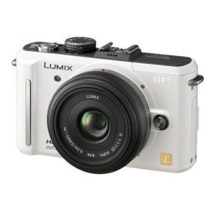 Panasonic LUMIX GF1 パンケーキレンズ ホワイト ◆業界最長1年間の中古保証付き!...