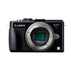 中古 1年保証 美品 Panasonic LUMIX GX1 ボディ ブラック