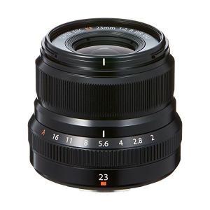 FUJIFILM XF 23mm F2 R WR ブラック ◆業界最長1年間の中古保証付き!全品送料...