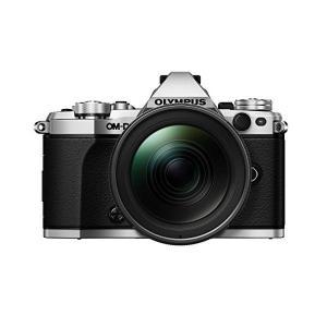OLYMPUS OM-D E-M5 Mark II 12-40mm F2.8 レンズキット シルバー...
