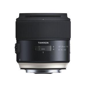 中古 1年保証 美品 TAMRON SP 35mm F1.8 Di VC USD F012E キヤノ...