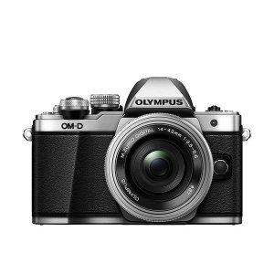 中古 1年保証 美品 OLYMPUS OM-D E-M10 Mark II 14-42mm EZレン...