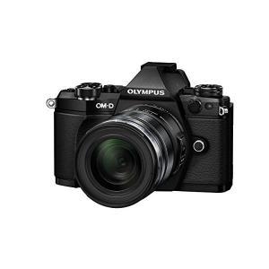OLYMPUS OM-D E-M5 Mark II 12-50mm EZレンズキット ブラック ◆業...