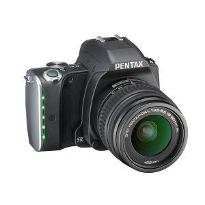 PENTAX K-S1 レンズキット DAL 18-55mm ブラック ◆業界最長1年間の中古保証付...