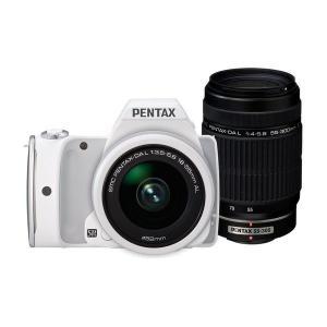 PENTAX K-S1 ダブルズームキット ホワイト ◆業界最長1年間の中古保証付き!全品送料無料!...