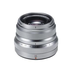 中古 1年保証 美品 FUJIFILM XF 35mm F2 R WR シルバー