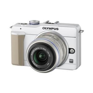 OLYMPUS E-PL1S レンズキット ホワイト ◆業界最長1年間の中古保証付き!全品送料無料!...