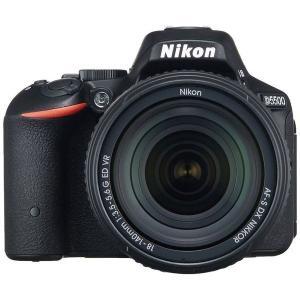 Nikon D5500 18-140mm VR レンズキット ブラック ◆業界最長1年間の中古保証付...