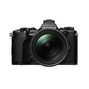 OLYMPUS OM-D E-M5 Mark II 12-40mm F2.8 レンズキット ブラック...