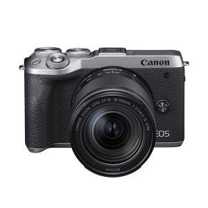 中古 1年保証 美品 Canon EOS M6 Mark II 18-150mm IS STM レン...