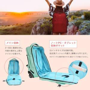 スーツケース 機内持ち込み キャリーバッグ 軽量 ソフトスーツケース キャスター付き リュック ソフトキャリーバッグ 旅行かばん 夏休み お盆 帰省 国内 海外|premium-interior|12