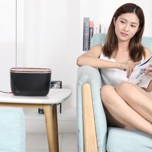 加湿器 卓上 超音波式 静音設計 大容量 LEDライト 空焚き防止 アロマディフューザー 空気浄化 持続保湿 オフィス 寝室 肌荒れ対策 ドライアイ対策 ギフト|premium-interior|14