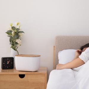 加湿器 卓上 超音波式 静音設計 大容量 LEDライト 空焚き防止 アロマディフューザー 空気浄化 持続保湿 オフィス 寝室 肌荒れ対策 ドライアイ対策 ギフト|premium-interior|15