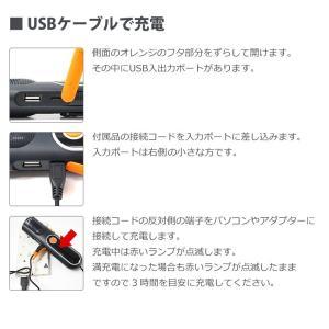LEDランタン 懐中電灯 USB 充電式 LEDライト 防災グッズ 停電対策 地震 防災ラジオ 多機能 手回し充電 電池不要 携帯充電器 スマホ充電 夜間蓄光|premium-interior|11