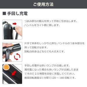 LEDランタン 懐中電灯 USB 充電式 LEDライト 防災グッズ 停電対策 地震 防災ラジオ 多機能 手回し充電 電池不要 携帯充電器 スマホ充電 夜間蓄光|premium-interior|10