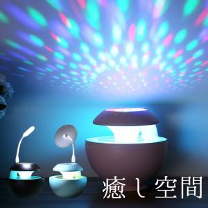 加湿器 卓上 大容量 USB LEDライト 静音設計 乾燥対策 部屋加湿 オフィス 寝室 赤ちゃん 節電 省エネ イルミネーション プロジェクター premium-interior