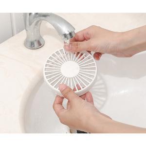 扇風機 卓上 USB 静音 熱中症対策 サーキュレーター 空気清浄機 マイナスイオン ミニファン ペット用 花粉対策 PM2.5 HEPAフィルター 空気浄化 premium-interior 19