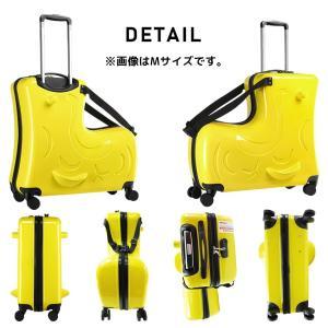 スーツケース Sサイズ 子どもが乗れる キャリーバッグ 子供用 かわいい キャリーケース 子供キャリー 軽量 大容量 旅行かばん 夏休み お盆 帰省 海外 国内 premium-interior 13